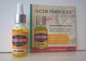 Plaquette Acid Monkey Cloud Vapor